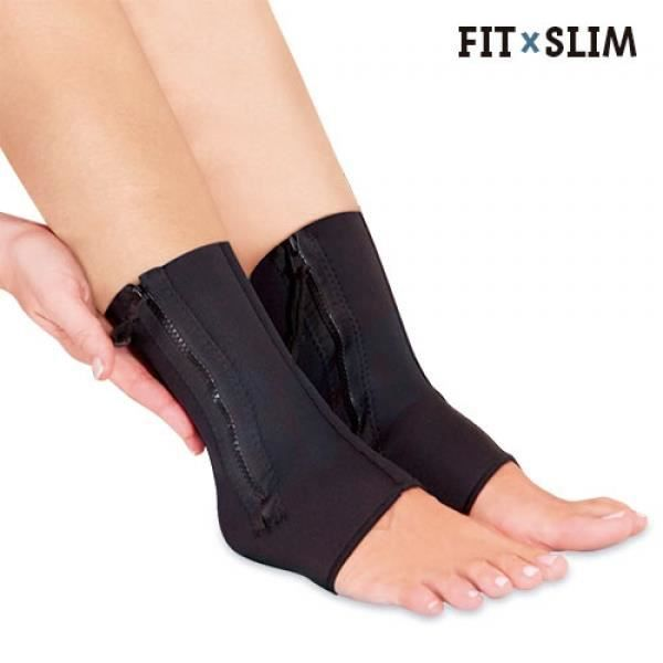 Chevillère à Fermeture Éclair Ankle Gennie Support
