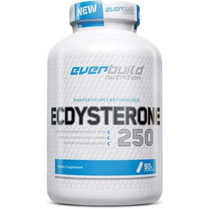 EverBuild Beta Ecdysterone 90 Capsules x 250 Mg