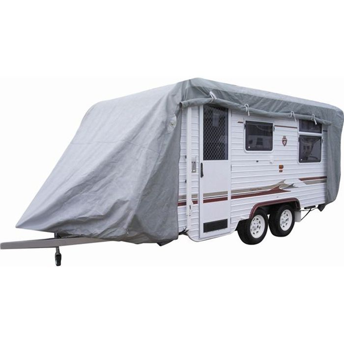 Housse protection caravane Taille M