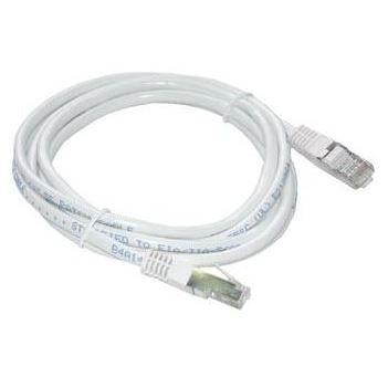 MCL Câble réseau - 2,50 m Catégorie 5e - Pour Périphérique réseau