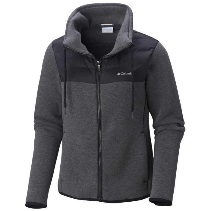 Vêtements femme Polaires Columbia Northern Comfort Hybrid