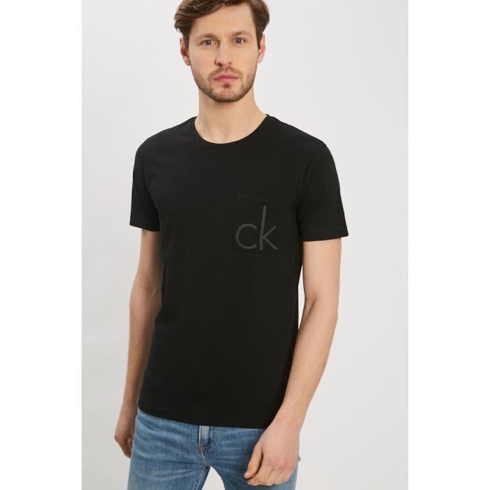 Calvin Klein T-shirt noir