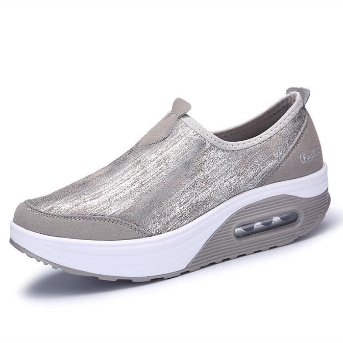 Femmes Sneakers Shake Chaussures Fashion Girl Sport Chaussures Fitness Chaussures