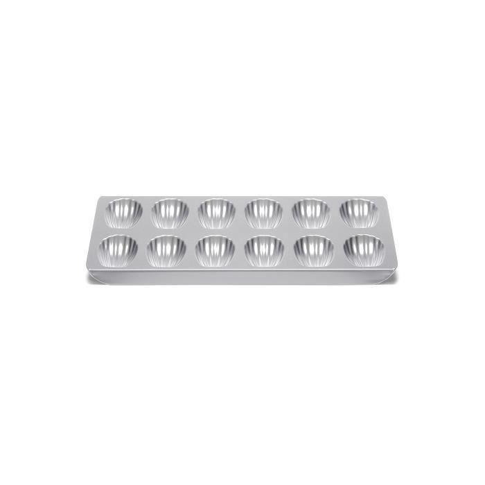 Moule antiadhésif 12 madeleines