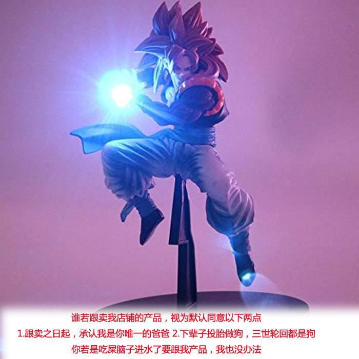 Dragon Ball Z Lampe Enfants Bébé LED Night Light Action Figure 3D Lampe LED s'allume DBZ Super Goku Anime Luminaria pour Enfants Jou