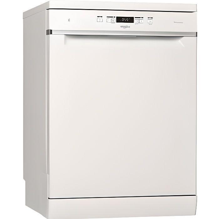 Lave vaisselle 60 cm WFC3C42P