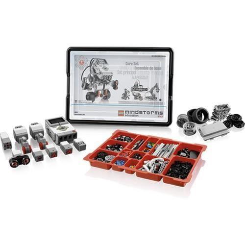 CONSTRUCTION INSTALLATION Jeux De Construction LEGO® MINDSTORMS® Education E
