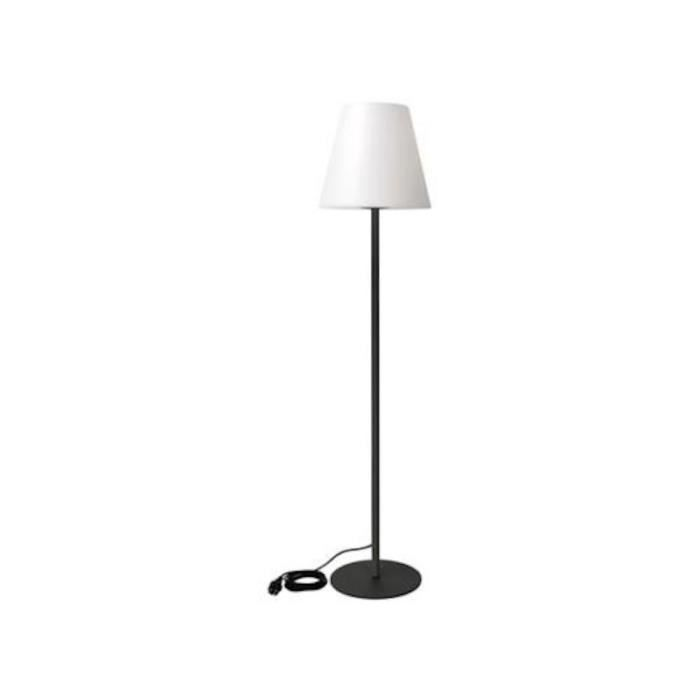 lampe luminaire exterieur design etanche en metal pour jardin terrasse 150 cm achat vente. Black Bedroom Furniture Sets. Home Design Ideas