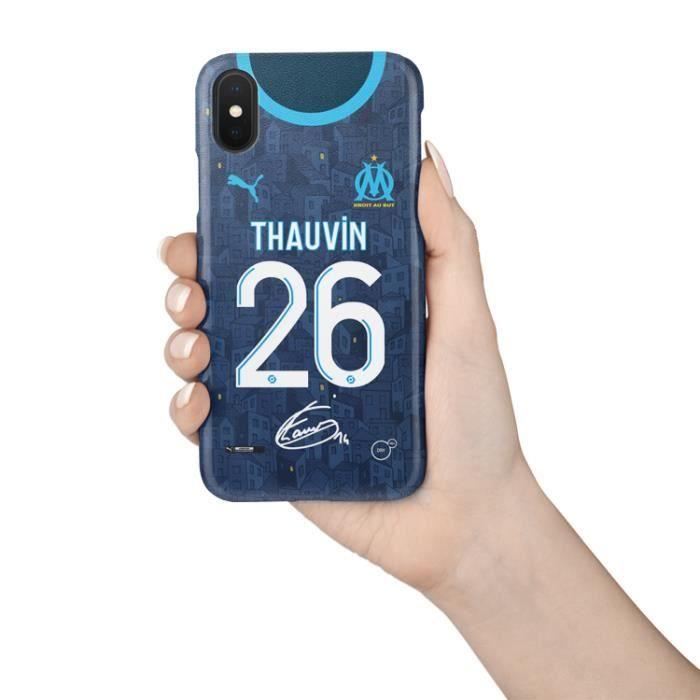 Coque iPhone 6-6S,20-21 Maillot Domicile THAUVIN Olympique de ...