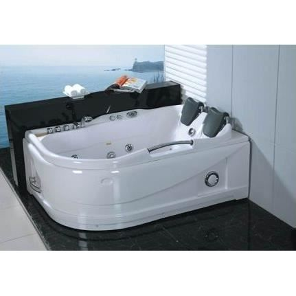 calpe rechauff baignoire droite 2 places hydromassante. Black Bedroom Furniture Sets. Home Design Ideas