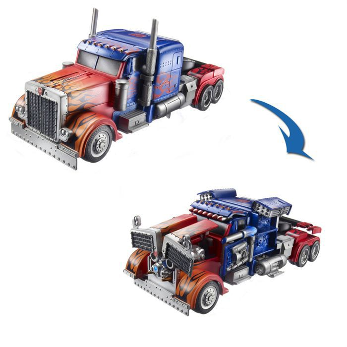 transformers v hicule camouflage optimus prime achat. Black Bedroom Furniture Sets. Home Design Ideas