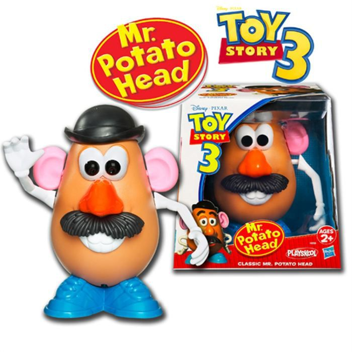 FIGURINE - PERSONNAGE Mr Patate Toy Story 3 Playskool