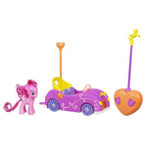 my little pony pinkie pie voiture radiocommand e achat vente voiture camion soldes d. Black Bedroom Furniture Sets. Home Design Ideas