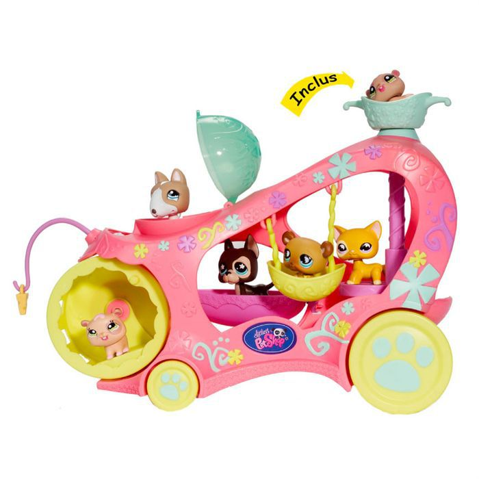 littlest pet shop la voiture achat vente voiture. Black Bedroom Furniture Sets. Home Design Ideas
