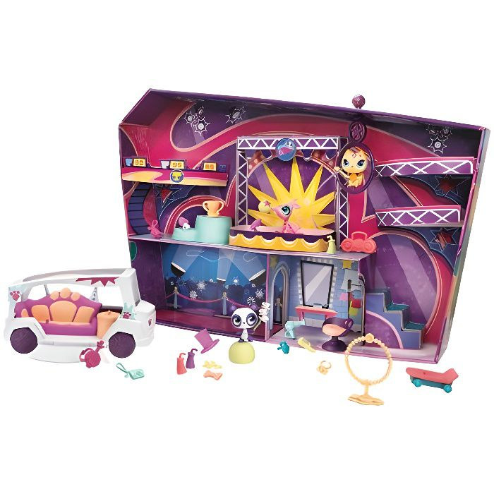 littlest petshop le show des petshop achat vente. Black Bedroom Furniture Sets. Home Design Ideas
