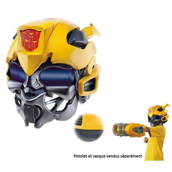 transformers casque bumblebee achat vente figurine personnage cdiscount. Black Bedroom Furniture Sets. Home Design Ideas