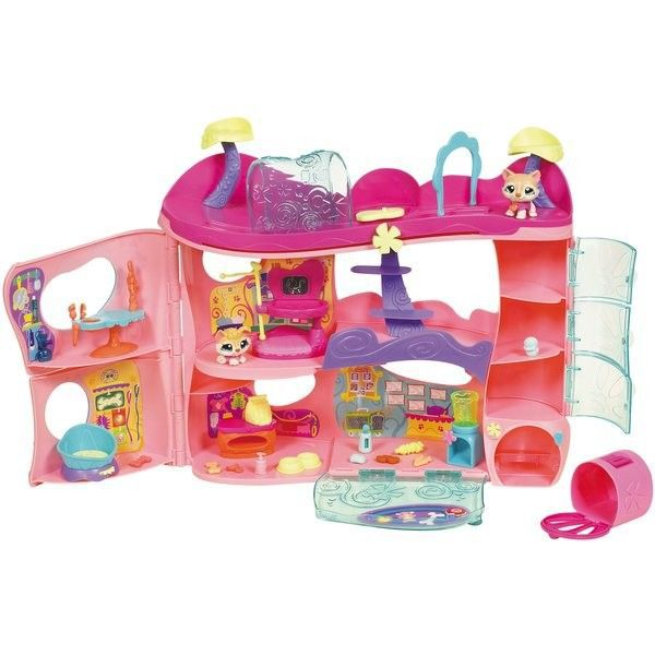 littlest petshop le salon de toilettage achat vente. Black Bedroom Furniture Sets. Home Design Ideas