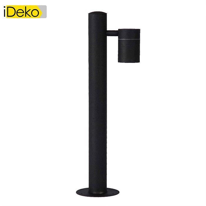ideko potelet borne lectrique ext rieur m tal hauteur 50cm achat vente ideko potelet. Black Bedroom Furniture Sets. Home Design Ideas
