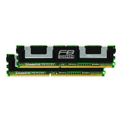 MÉMOIRE RAM KINGSTON - Mémoire - 4Go : 2x2Go - DDR2 - PC2-5300