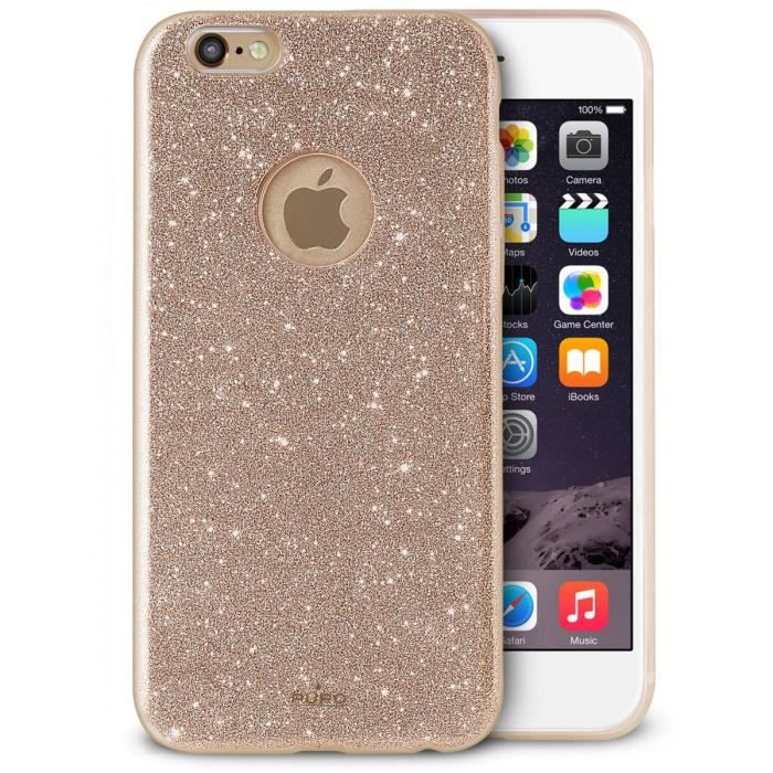 coque rabat iphone 6 glitter
