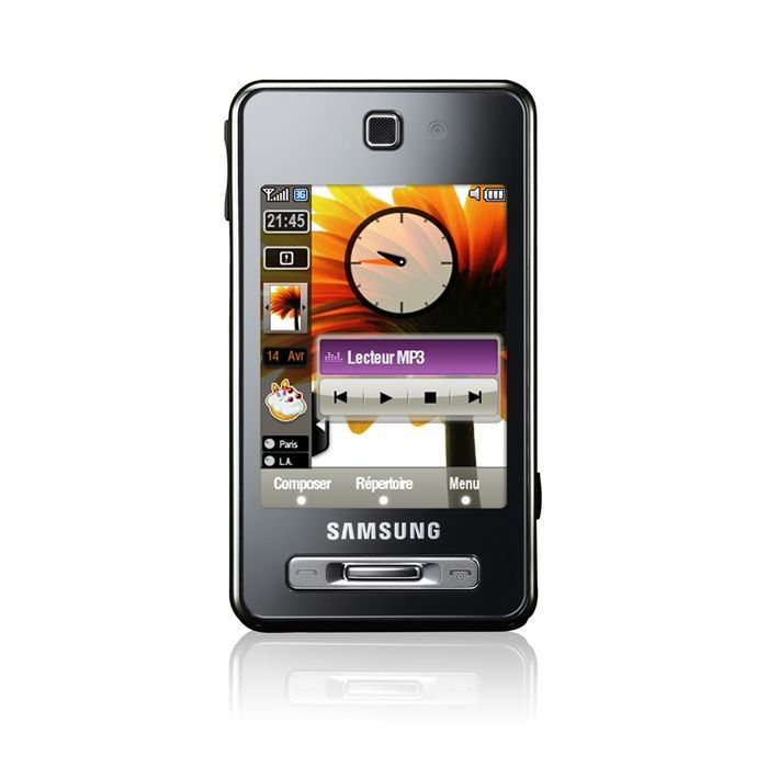 samsung sgh f480i player style achat t l phone portable pas cher avis et meilleur prix. Black Bedroom Furniture Sets. Home Design Ideas