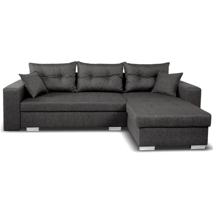 canap d 39 angle droit convertible switsofa arizona achat. Black Bedroom Furniture Sets. Home Design Ideas