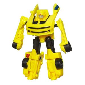 hasbro ultimate bumblebee transformer instructions