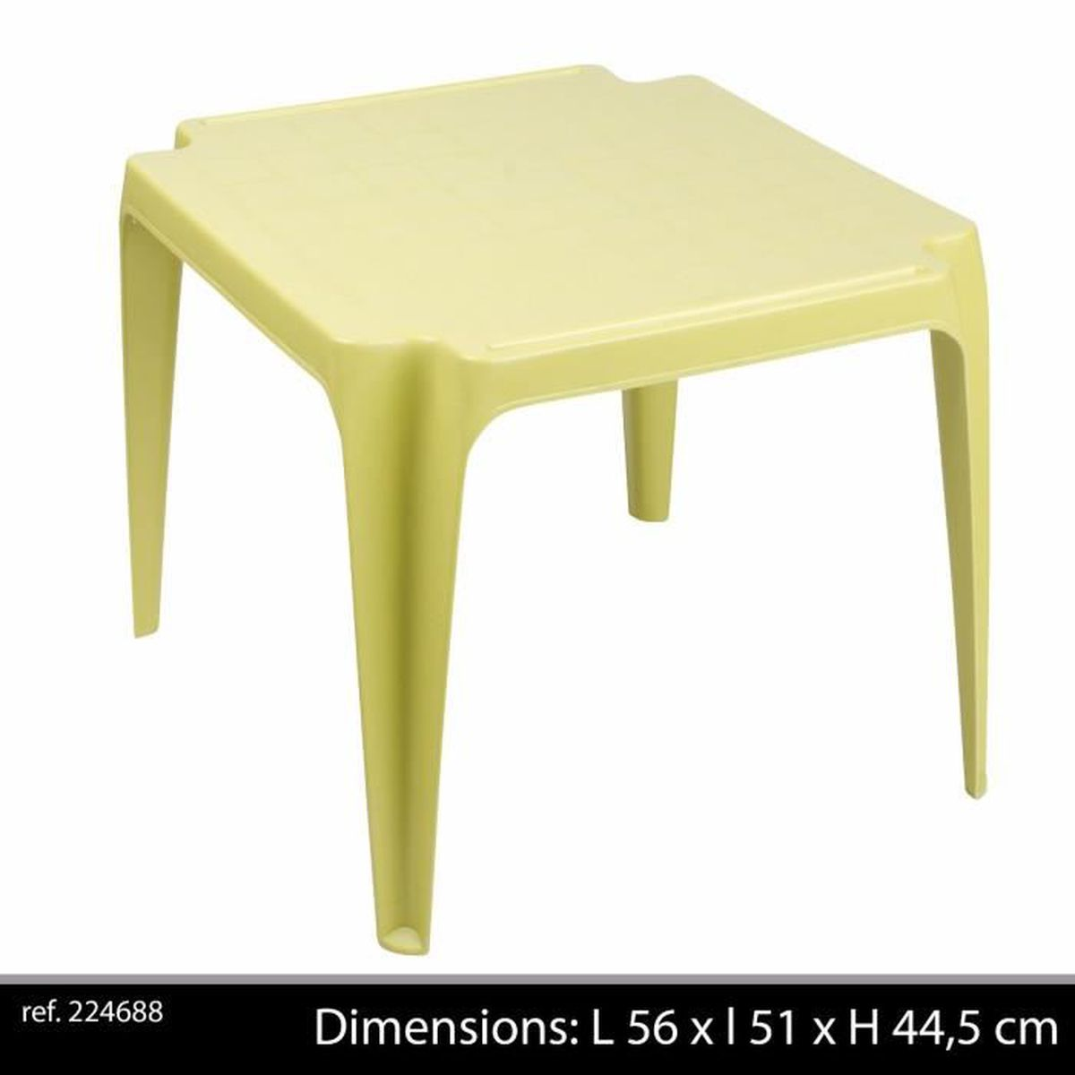 table basse ou de jeu pour enfant pour camping salon chambre jardin interieur ou exterieur. Black Bedroom Furniture Sets. Home Design Ideas