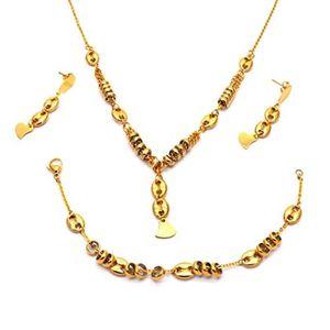 DIADÈME Diademe LD64W collier de boucles d'oreille de grai