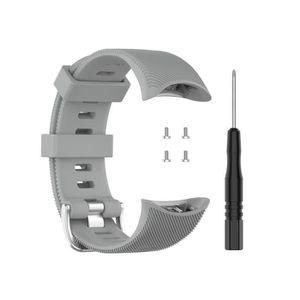 BRACELET DE MONTRE Soft Sports de remplacement en silicone du bracele