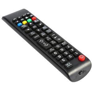 TÉLÉCOMMANDE TV TELECOMMANDE TV-NOIR-Samsung TV LCD télécommande A