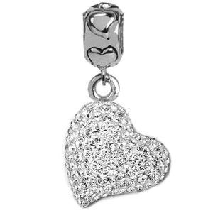 Charm's Women's Valentine's Gift Jovana Sterling Silver La
