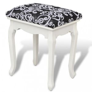 tabouret de bar blanc achat vente tabouret de bar blanc pas cher les soldes sur cdiscount. Black Bedroom Furniture Sets. Home Design Ideas