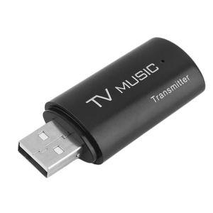 TRANSMETTEUR FM KIN TS-BT35F05 USB Bluetooth Audio Transmetteur sa