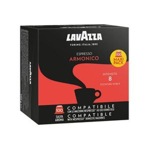 CAFÉ Lavazza Armonico Café (capsule) 150 g arabica pack