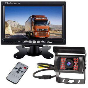 RADAR DE RECUL HUACANG Système de caméra de recul avec écran coul