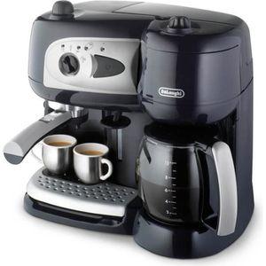 COMBINÉ EXPRESSO CAFETIÈRE DELONGHI BCO 260CD.1 Combiné expresso cafetière -