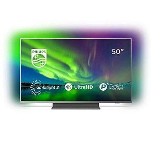 Téléviseur LED Smart TV 50 4K Ultra HD LED WiFi - TV television 1