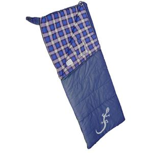 SAC DE COUCHAGE CONDOR 250xlf - Sac de couchage coton -zip gauche-