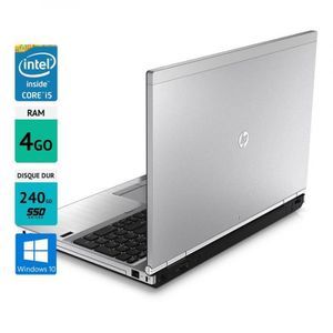 ORDINATEUR PORTABLE HP EliteBook 8470p 14