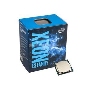 PROCESSEUR INTEL Processeur Xeon E3-1225 v6 Quad-core - 3,30