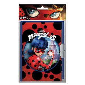 JOURNAL INTIME Journal intime Miraculous Ladybug Carnet secret Ca