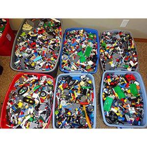 ASSEMBLAGE CONSTRUCTION Jeu D'Assemblage LEGO VZPOY 4 livres en vrac des p