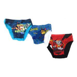 Pack de 2 Garçons Boxer//sous-vêtements Paw Patrol Design tailles 2-3,3-4,4-6