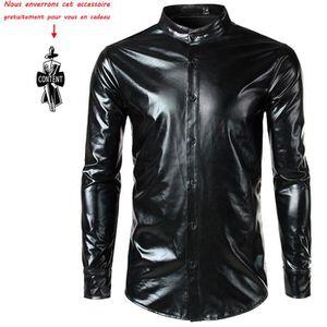 Chemise Cuir Homme d'occasion pas cher à vendre sur Leboncoin, eBay, Amazon