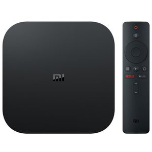 BOX MULTIMEDIA XIAOMI/MI TV BOX S - Android 8.1 TV 4K HDR - 5G Wi