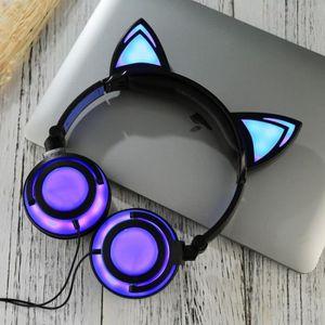CASQUE - ÉCOUTEURS Casque sans fil iPhone USB Charging Pliable Glowin
