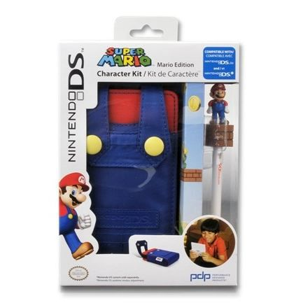 Pochette de transport mario edition 3ds achat vente for Housse 2ds mario