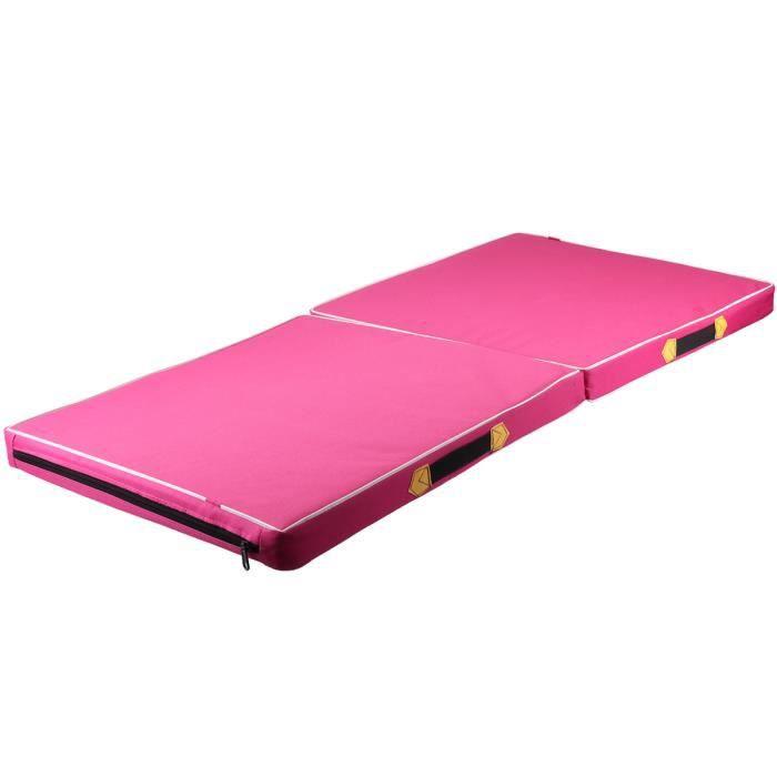 Tapis de sol d'exercice pliable Dance Yoga Gymnastics Training Mat pour Home Judo TAPIS DE SOL - TAPIS DE GYM - TAPIS DE YOGA