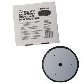 Support magnétique pour antenne TV Omnimax - Noir et blanc